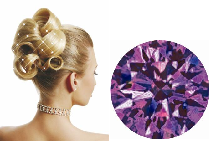BLING JEWELS AMETHYST 24KS.
