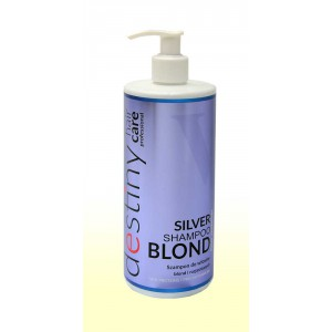 ŠAMPON DESTINY SILVER BLOND 500ML.
