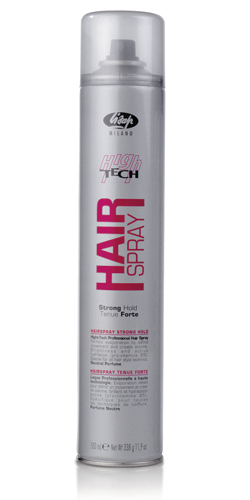 LAK NA VLASY HIGHT TECH STRONG HOLD/silný/500ml.